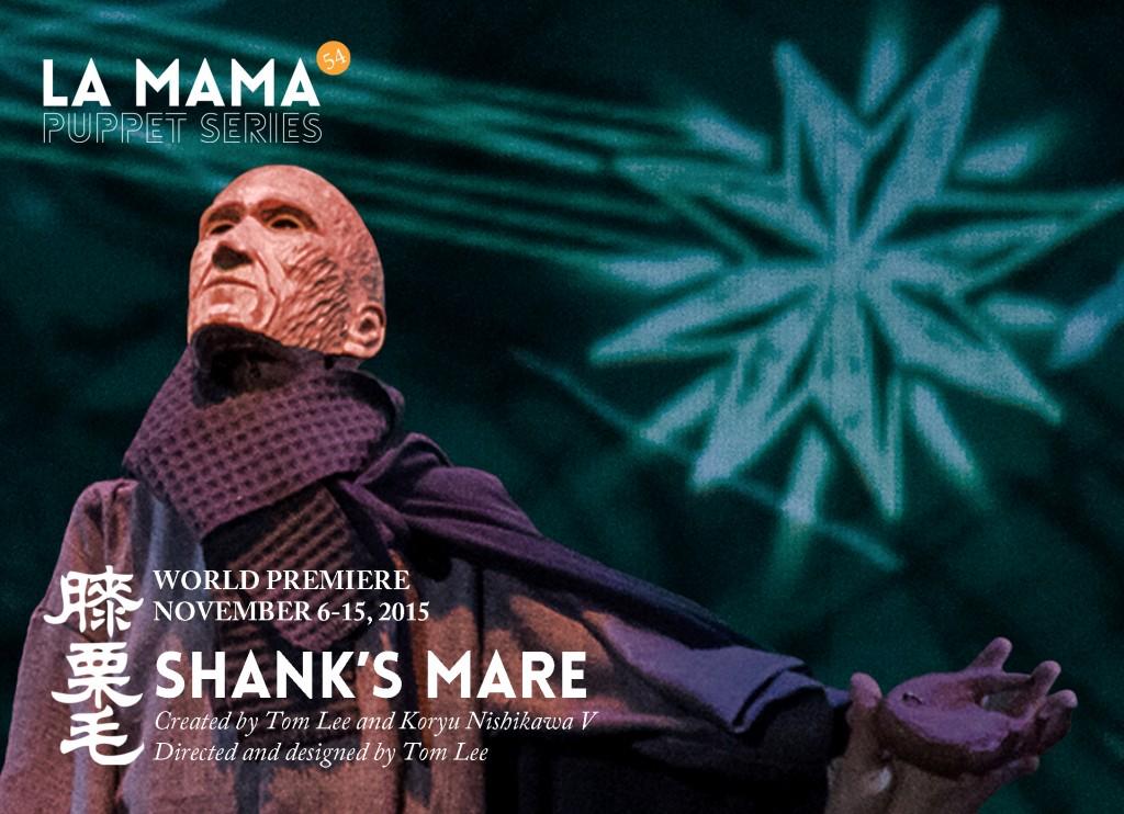 Shank's Mare Postcard Front Old Man Star RGB Color Image Adjusted